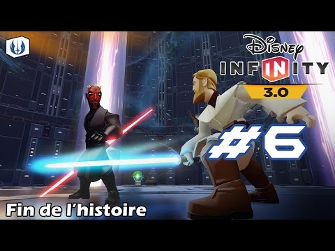 Disney Infinity 3.0 Twilight of the Republic #6 FR