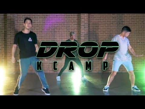 K Camp - Drop | JIN CHOREOGRAPHY