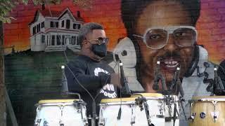 Washington, D.C. Go-Go Drums Meet Percussion from Ghana, Cuba & India @ 2020 Go-Go Awards