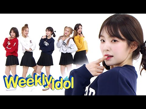 """""""Ice Cream Cake"""" By Red Velvet Will Be Reborn As The 2019 Version [Weekly Idol Ep 422]"""