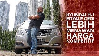 Review Hyundai H 1 Royale CRDi Facelift смотреть