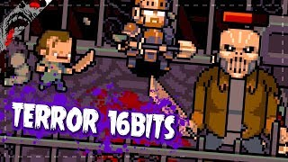 STREETS OF RED: Terror 16 Bits! | Nintendo Switch🔪🦟