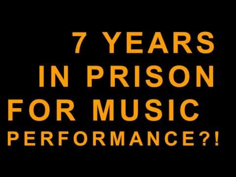 PUSSY RIOT: 2 YEARS IN PRISON FOR MUSIC PERFORMANCE. BREAKING NEWS !!!