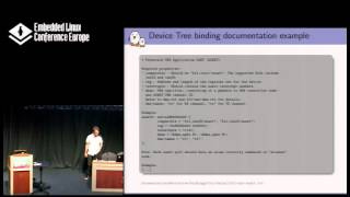 Device Tree for Dummies! - Thomas Petazzoni, Free Electrons