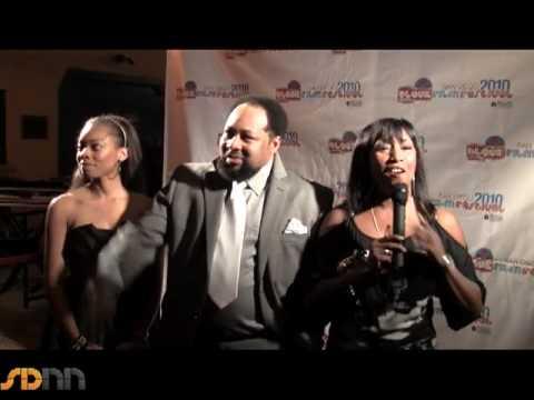 San Diego Black Film Festival: Red carpet event