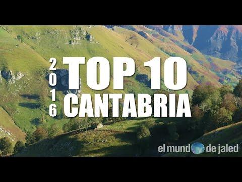 TOP 10 rincones de Cantabria que no te puedes perder 2016 | Que ver en CANTABRIA | EL MUNDO DE JALED