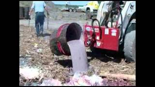 Video still for EZ Spot UR Attachments - Barrel Handler Fargo Landfill
