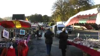 Le marché d'Esneux 12 10 2012