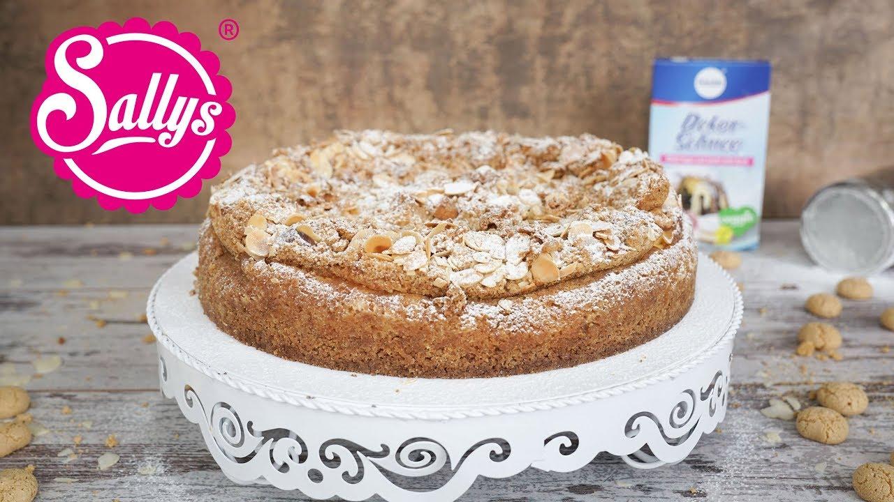 Amarettini Zupfkuchen Super Einfach Sally Backt Bei Vox Youtube