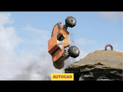 Why Formula Offroad is the world's most extreme motorsport  Autocar