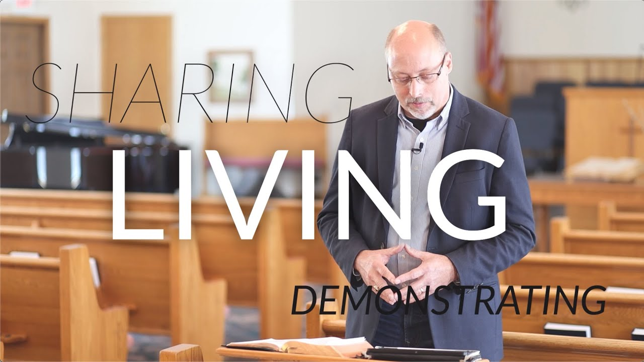 CrossWays (4/5) - a Sermon Series by Pastor Ron David