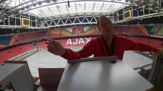 Amsterdam Arena Stadion  / Johan Cruijff Arena Tour  (Part 2)