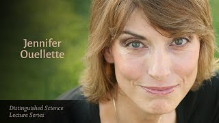 Jennifer Ouellette—Me, Myself and Why: Searching for the Science of Self