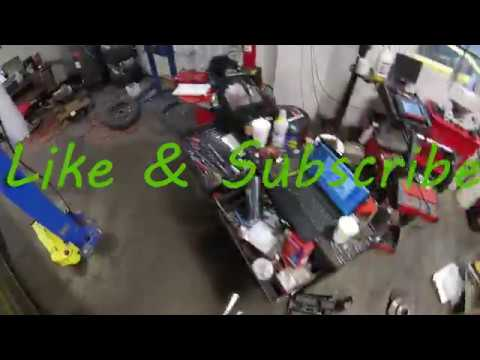99 Cadillac Catera Valve Cover Replacemnt Part 1