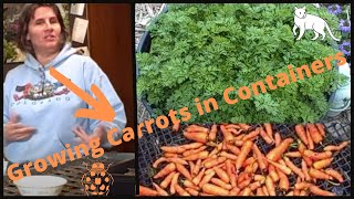 Planting From Seed  Carrots/celery Indoors In Containers