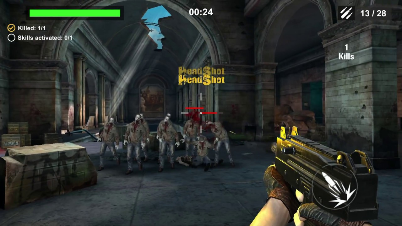 Image result for DEAD WARFARE android game pic