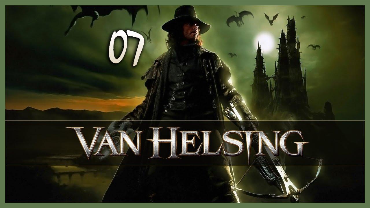 Zagrajmy w Van Helsing (PC) #07 - Ucieczka z zamku!  - (FULL HD GAMEPLAY PL)