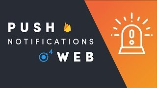 Push Notifications with Ionic4 and Firebase Cloud Messaging