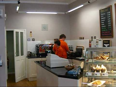 CJs coffee Shop, Wellington