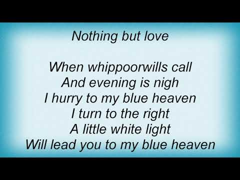 Smashing Pumpkins - My Blue Heaven Lyrics