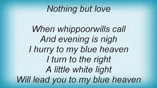 Smashing Pumpkins - My Blue Heaven Lyrics
