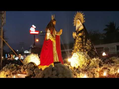 St. Michael Parish: Holy Wednesday Procession 2017