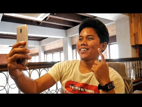 Samsung Galaxy J7 Pro Review Indonesia