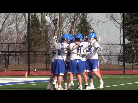 Seton Hall Prep Lacrosse vs. La Salle College High School (March 28, 2019)