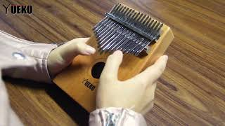 YUEKO  Kalimba Small star