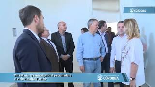 Villa María: la central policial se trasladará al viejo Hospital Pasteur