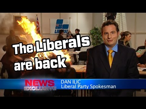 The Liberals are back #LibSpill #auspol