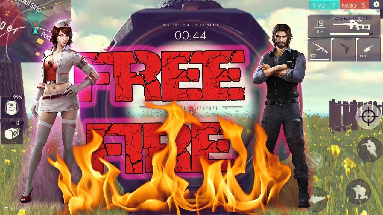Jugando Free Fire En Moto C Primeras Partidas Youtube