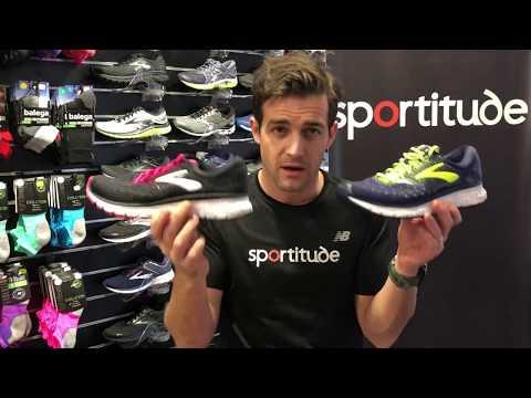 Brooks Glycerin 16 vs 15 Running Shoe Comparison Review | Sportitude