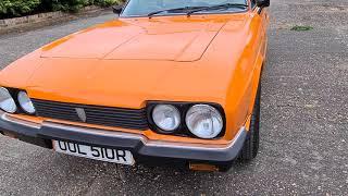 Scimitar GTE 1977 V6 Automatic.