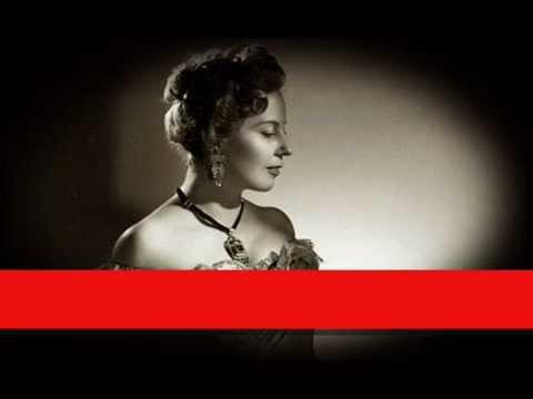 Magda Olivero: Verdi - La traviata, 'Follie! Sempre libera'
