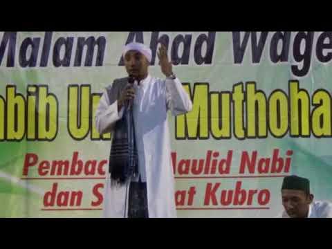 K A W Habib Hamid Baagil - Kajian Malam Ahad Wage 4 November 2017