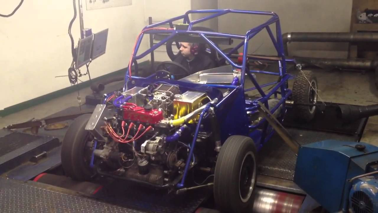 Sheepspeed racing space frame auto grass mini on rolling ro - YouTube