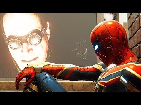ДОКТОР ОКТАВИУС ПОКАЗАЛ СЕБЯ Володя в Человек Паук на PS4 Прохождение Marvel's Spider Man ПС4