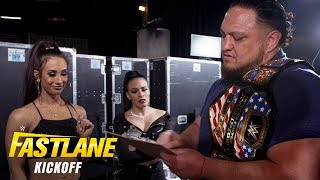 Samoa Joe vows to continue his U.S. Title reign: WWE Exclusive, March 10, 2019