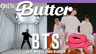 Bts 방탄소년단 Butter Feat Megan Thee Stallion Special Performance Dance Cover Onken