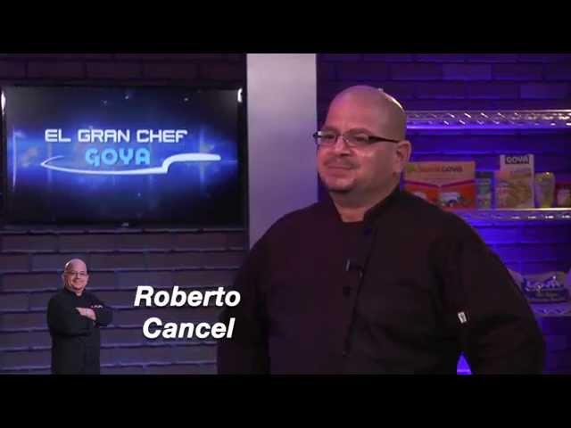 Conoce a Roberto Cancel