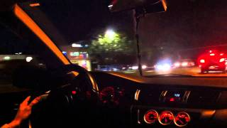 Miami night driving (Kavinsky Lovefoxxx - Nightcall)
