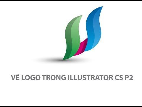 Vẽ logo trong Illustrator cs Phần 2