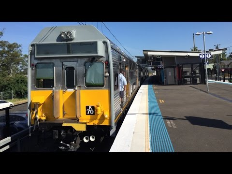 Sydney Trains Vlog 653: Quakers Hill
