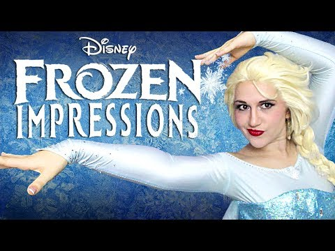 Frozen Impressions  Disney  Madi2theMax