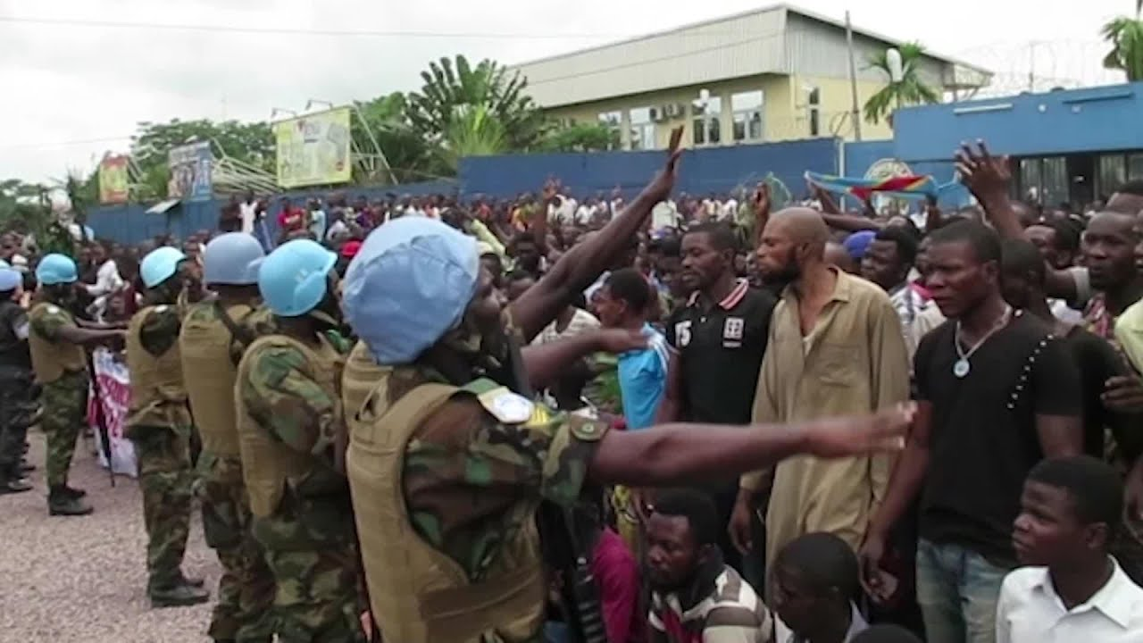 UN responds to recent protests in the Democratic Republic of the Congo