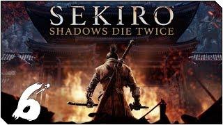 SEKIRO SHADOWS DIE TWICE | Capitulo 6 | La Hacienda de Hirata - El Recuerdo de Lobo