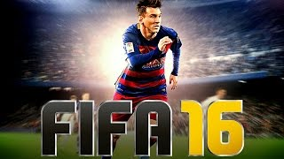 FIFA 16 (Official) E3 Gameplay Trailer PC, PS4, Xbox One