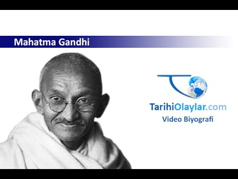 Mahatma Gandhi Video Biyografi