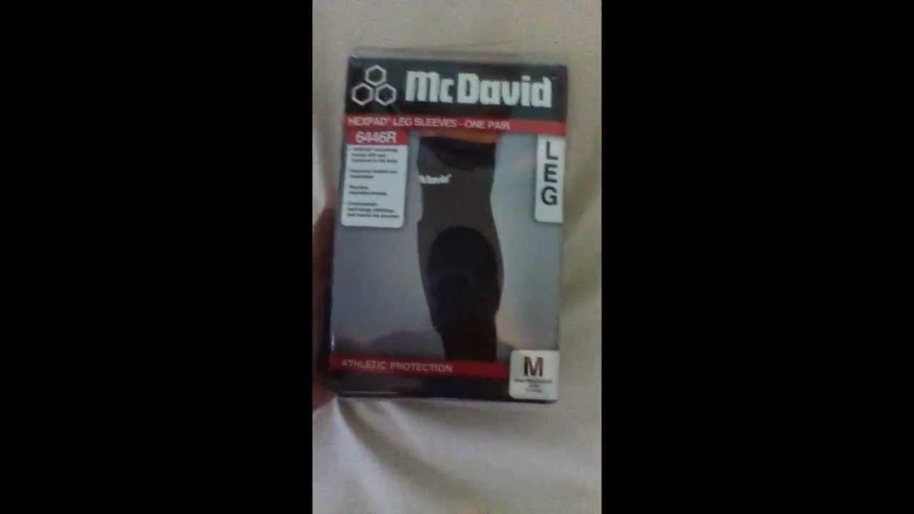 McDavid Hex Thudd Short Review - Ep. 147 - YouTube